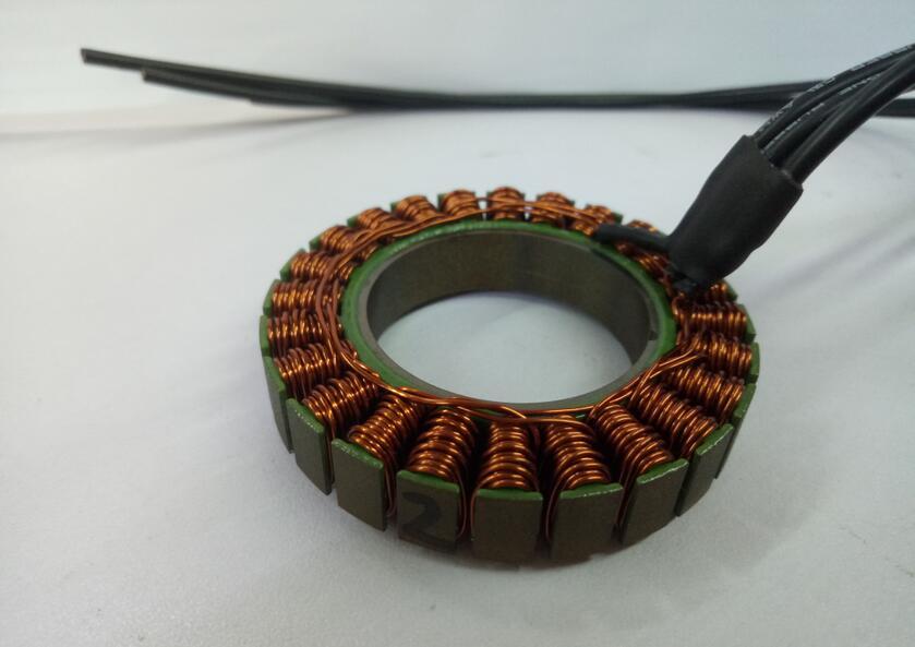 electrical motor stator and rotor, brushless DC BLDC motor
